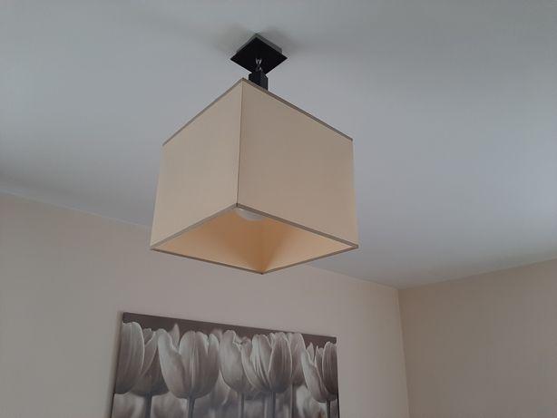 Lampa wisząca salonowa