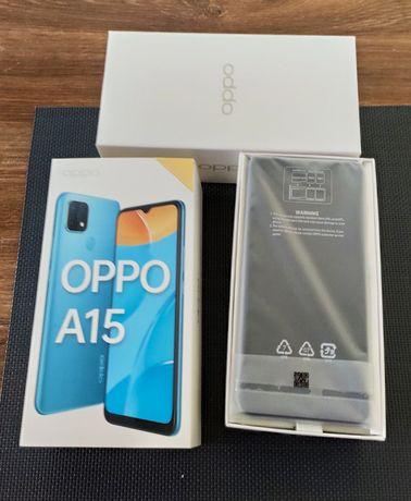 Smartfon OPPO A15 2/32GB Nowy Czarny