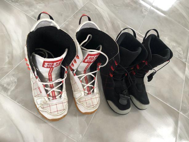 Ботинки для сноуборда 42р