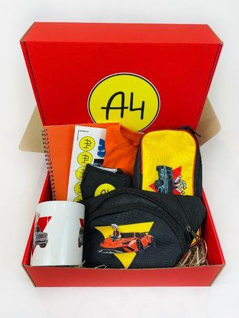 А4 набор - Влад Бумага А 4 Maxi Box Подарок для ребенка мальчика