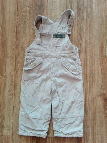 Spodnie na chłopczyka