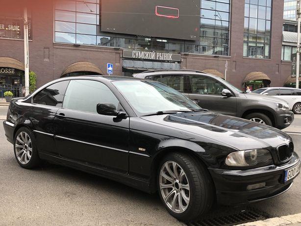 Продам bmw e46 coupe