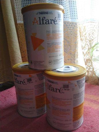 Продам суміш Alfare( nestle)