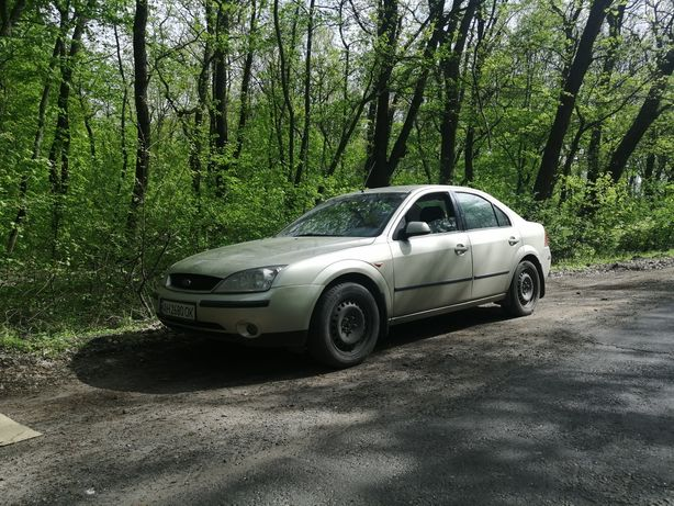 Ford mondeo mk3 2002