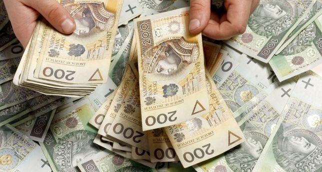 SZYBKA pożyczka prywatna, z komornikiem, BEZ BAZ BIK KRD, oddłużanie