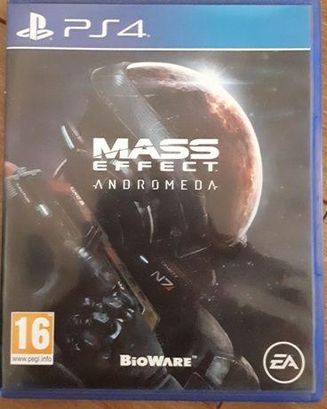 Mass Effect Andromeda - PS4 - Polska Wersja - Stan IDEALNY jak NOWA