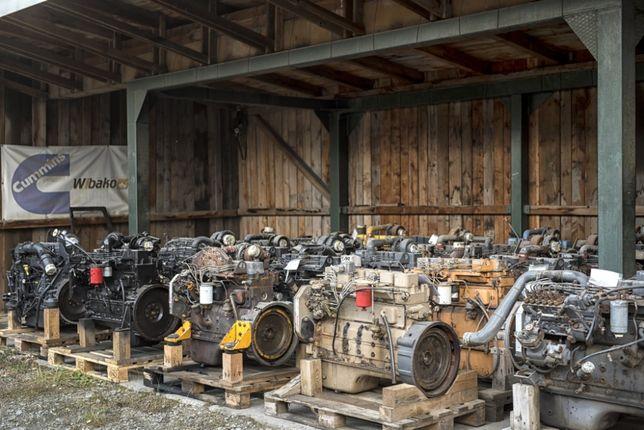Silnik spalinowy do wozidła - Terex Volvo Caterpillar Moxy Komatsu Bel