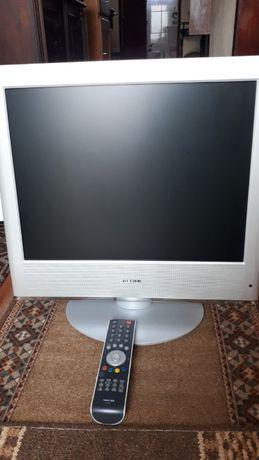 televisão lcd e monitor computador toshiba