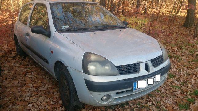Renault Clio 2 1.5 dci 2003 rok. CZĘŚCI