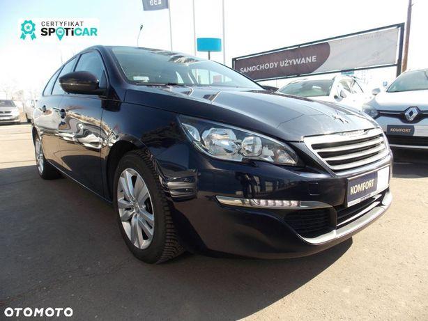 Peugeot 308 Sw 1.6 Bluehdi Active S&Amp;S