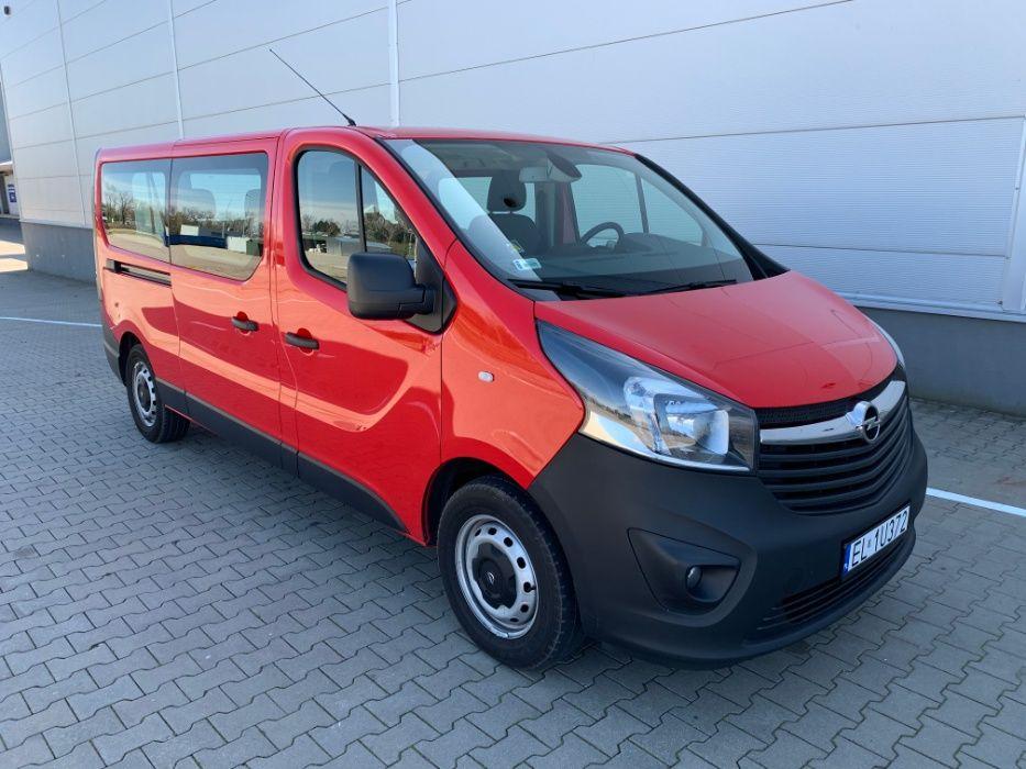 Wynajem busów 9 osobowych i dostawczych, wypożyczalnia samochodów Łódź Łódź - image 1