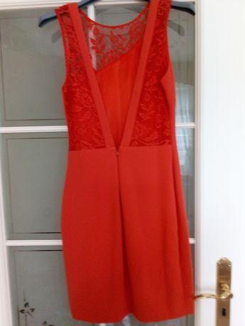 Sukienka Zara trafaluc collecion 38,My Not 36,P atapete 38, jak nowe
