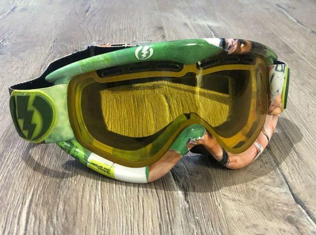 Gogle snowboardowe Electric eg1 creamy
