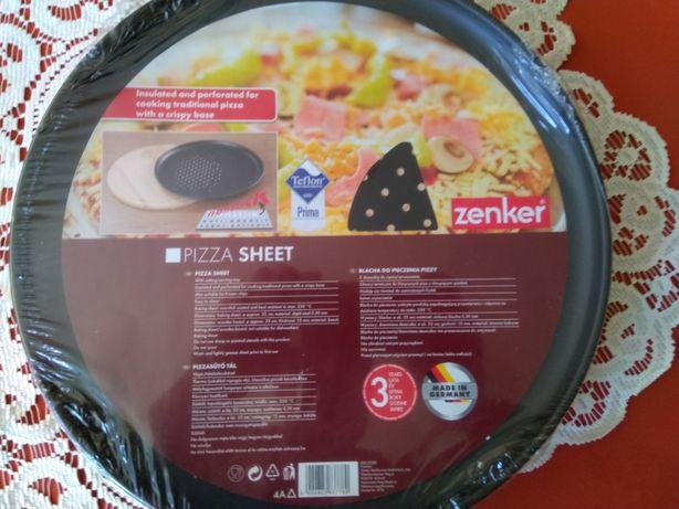 Blacha do pieczenia pizzy-Zenker 32 cm