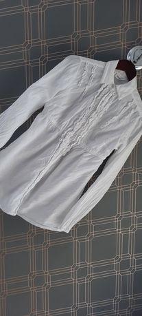 biała koszula Yessica C&A r. 36