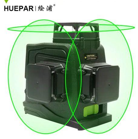 Huepar CF03G 50 метров Лазерный уровень нивелир
