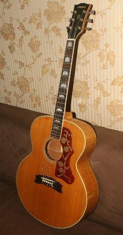 Акустическая гитара Джамбо EL DEGAS J200