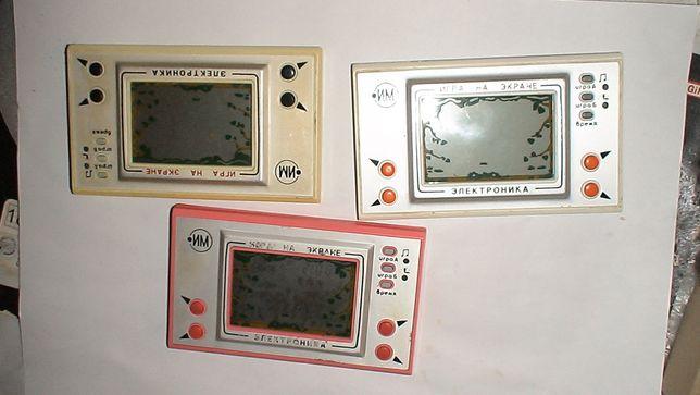 4шт Игра на экране Квака-задавака Электроника оптом дешевле