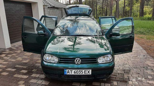 Volkswagen golf 2000 год