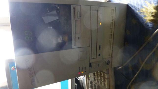 Pc 486 Dx Intel Pentium Turbo Retro