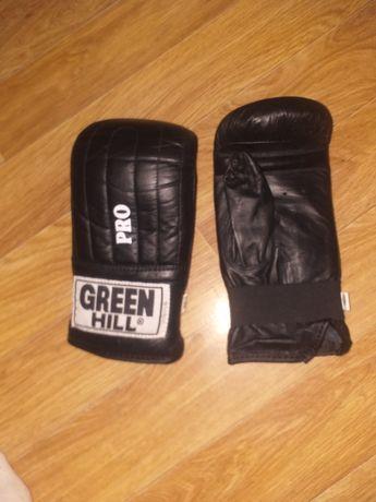 Перчатки Green Hill (mma,бокс,борьба)
