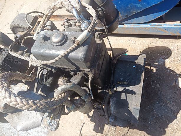 Silnik c330 wózek widłowy rak, ursus