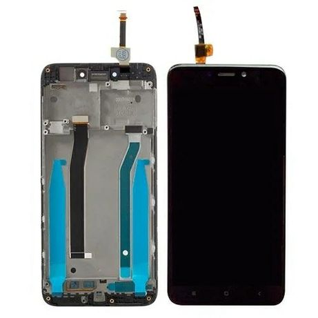 Дисплей, Экран, Модуль Xiaomi Redmi 4X/4a/Note 4/Note 4х с Металлическ
