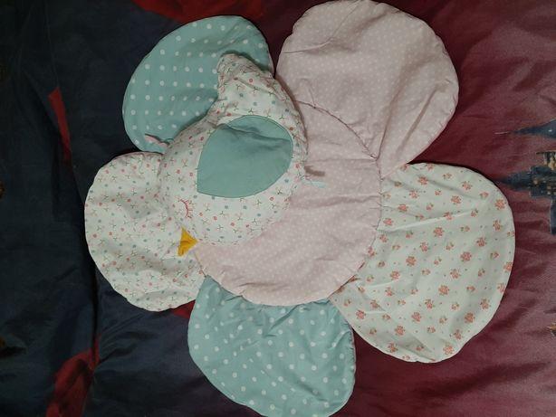 Пеленка подстилка с подушкой