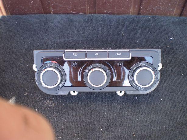 VW Golf 6 Passat B6 Panel Nawiewu Klimatyzacji