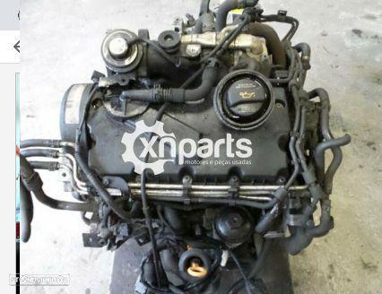 Motor VW GOLF PLUS (5M1, 521) 1.9 TDI 90CV | 01.05 - 01.09 Usado REF. BRU