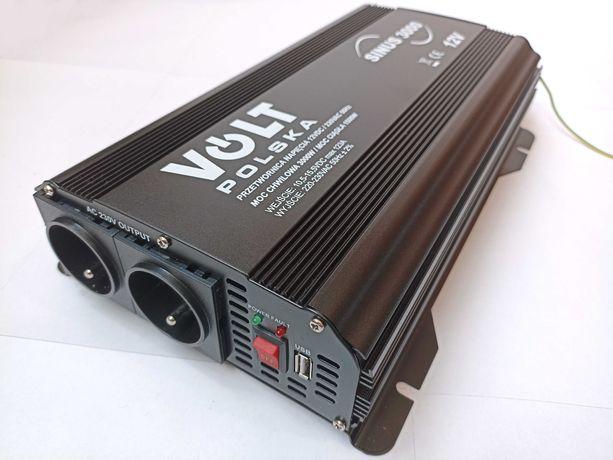 Przetwornica napięcia Volt SINUS 3000 12/230V (1500/3000W)