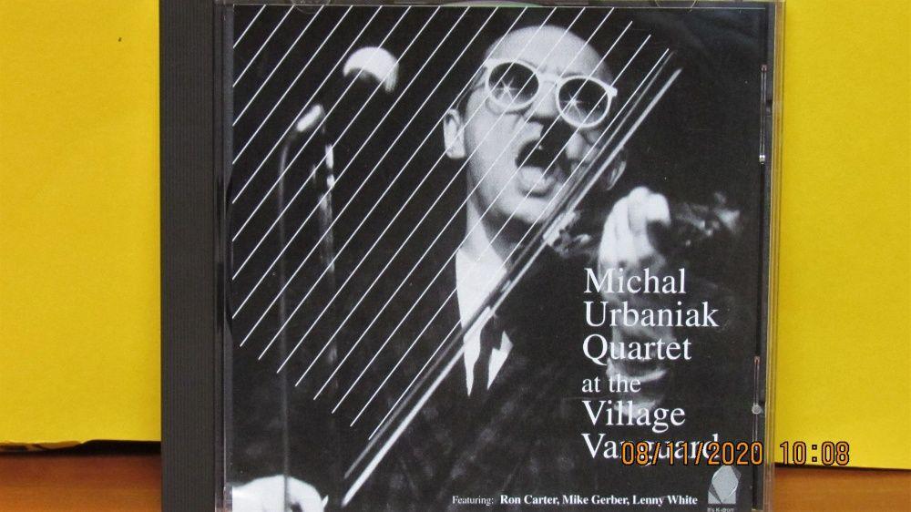 Michał Urbaniak - At The Village Vanguard; CD; (NM) Piaseczno - image 1