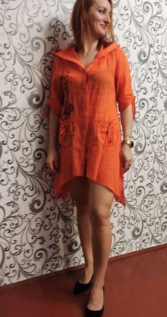 Легка сукня туніка
