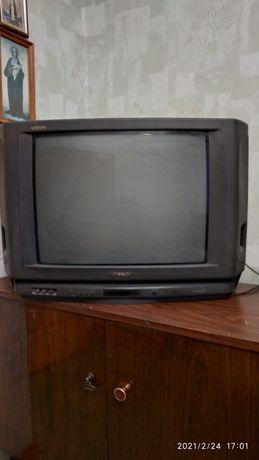 Телевизор цветной Sharp 21