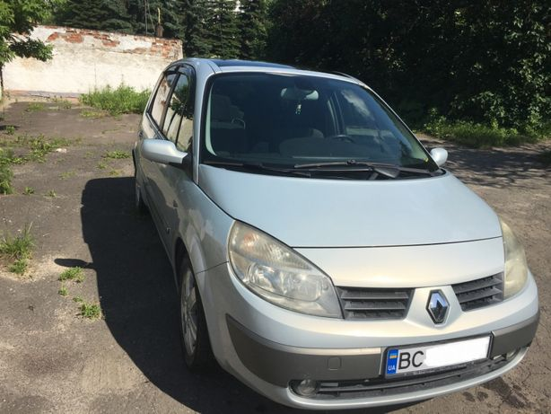 Renault Scenic 2004 р