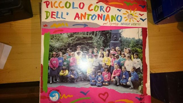 Płyta winylowa Piccolo coro dell antoniano