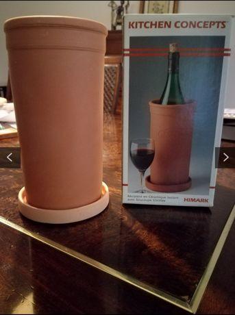 Arrefecedor (whine cooler) de garrafas vinho