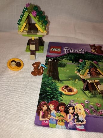 Lego 41017 Friends wiewiórka