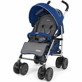 Продам прогулочную коляску Chicco Multiway Blue