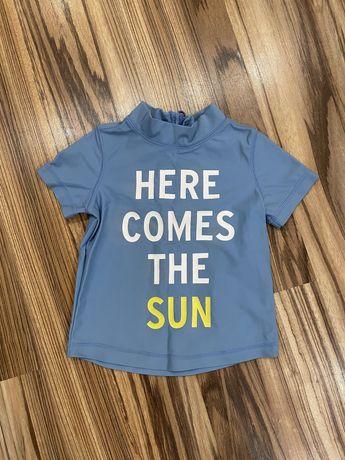 Koszulka przeciwsłoneczna do kąpieli Baby Gap 6-9 Miesięcy 68 74