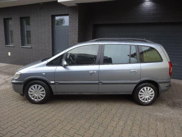 Opel Zafira A 1.8 SALON POLSKA Pierwszy Właściciel