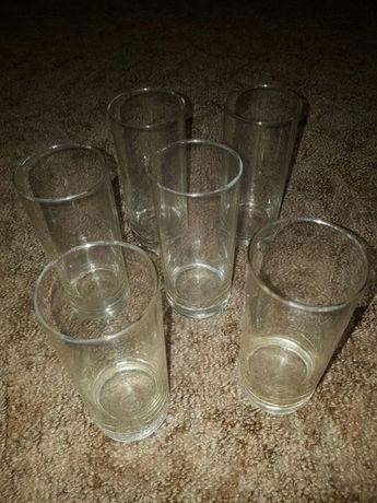 Szklanki do drinkow 6 szt
