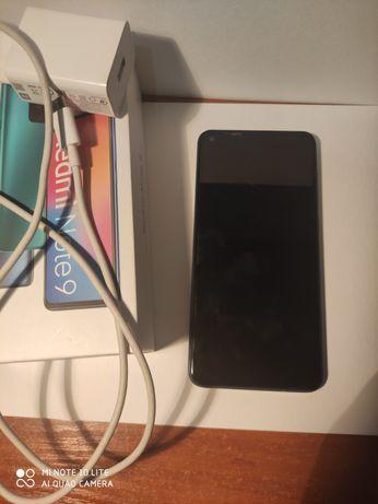 Xiaomi note 9 (синій)