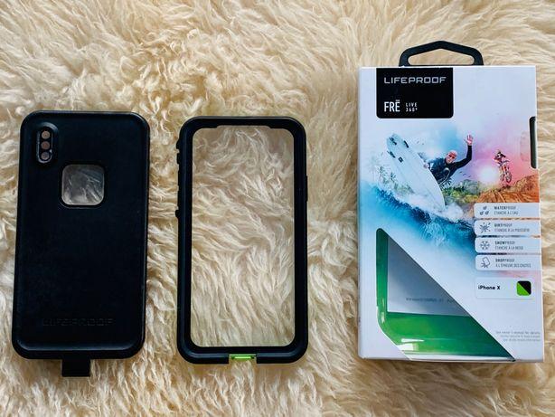 Capa Lifeproof Fre iPhone X - Capa de proteção choque e água