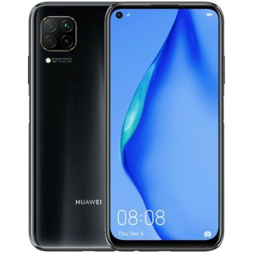 JAK NOWY ! Huawei P40 lite 6GB/128GB kolor czarny (D)