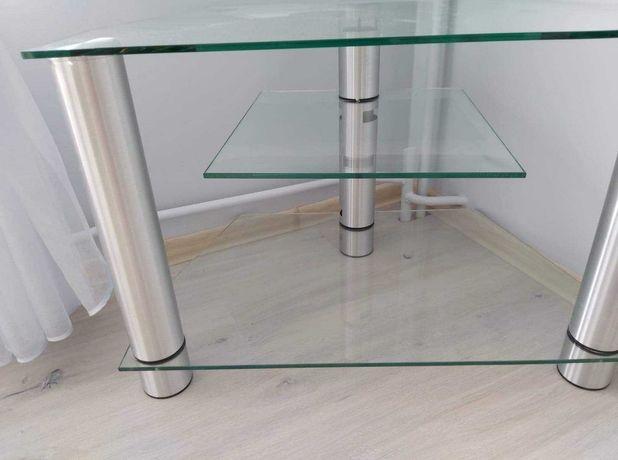 Szklany stoli