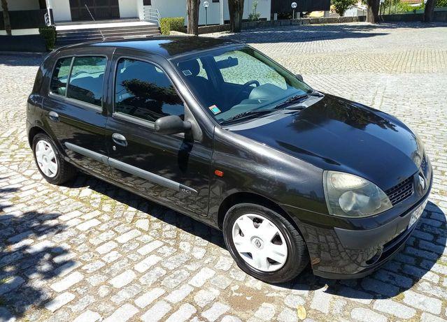 Renault Clio 1.5 Dci  65cv 2003 c/132000km - AC - 5 portas