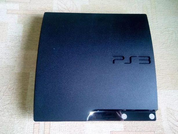 Прошита Playstation 3 PS3 Slim 120/250/320/500GB гарантия!!+80 игр