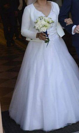 Suknia ślubna zapraszam na priv