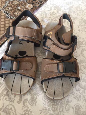 Бассоножки  сандалии